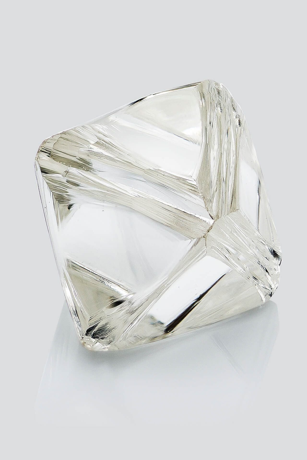 The diamond is only eternal if it is protected