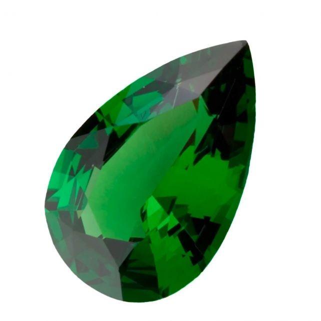 Tsavorite, a magnificent alternative to emerald